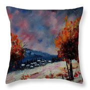 Winter 560110 Throw Pillow