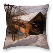 Winter Henniker Throw Pillow