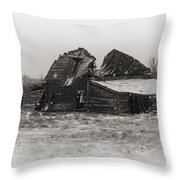 Winter In Wyoming 1 Throw Pillow