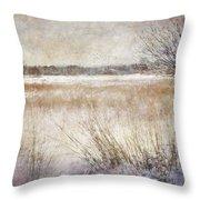 Winter Wonderland II Throw Pillow