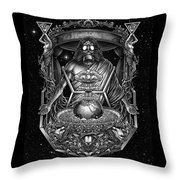 Winya No. 104 Throw Pillow