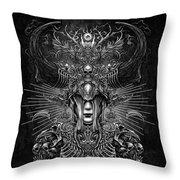 Winya No. 81 Throw Pillow