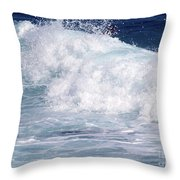 Wipe-out Throw Pillow