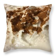 Whipped Goodness  Throw Pillow