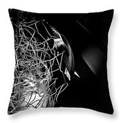 Wired Power Throw Pillow