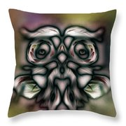 Wise Man Throw Pillow