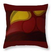 Wise Turtle Throw Pillow