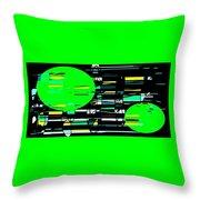 Wish - 224 Throw Pillow