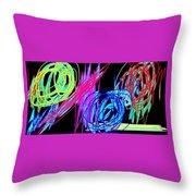 Wish - 309 Throw Pillow