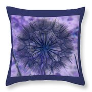 Wishblossom Throw Pillow
