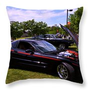Wishfull Thinking Throw Pillow