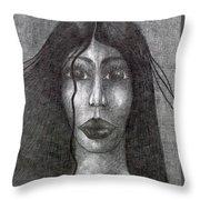Wisp Throw Pillow