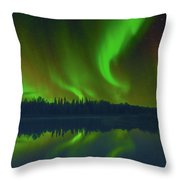 Witchy Woman Throw Pillow