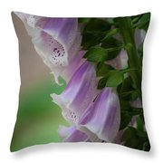 With Bells On Throw Pillow