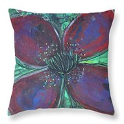 With Love For You Throw Pillow
