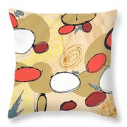 Within My Cells Throw Pillow