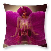 Within Myself Throw Pillow