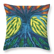 Without Light Throw Pillow