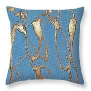 Without Order Throw Pillow