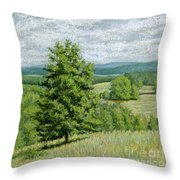 Without You Throw Pillow
