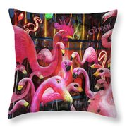 Witness Protection - Cheep Throw Pillow