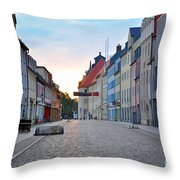 Wittenberg Morning Throw Pillow