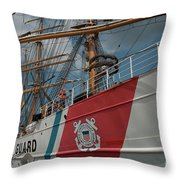Wix-327 Throw Pillow