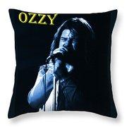 Wizardozzy Throw Pillow