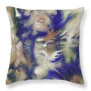 Wizard's Dream Throw Pillow