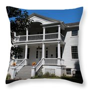 Wolcott House Throw Pillow