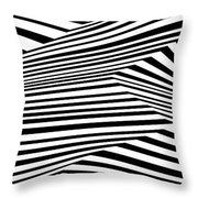 Wolf Point Throw Pillow