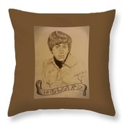 Wolowitz Throw Pillow