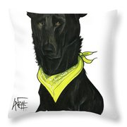 Womack 3291 Charlie Throw Pillow
