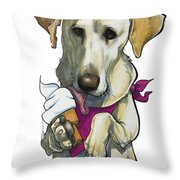 Womack 3291 Trina-k Throw Pillow
