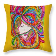 Women Of Faith 1 Throw Pillow