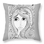 Women Of Faith 2 Throw Pillow