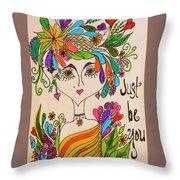 Women Of Faith 3 Throw Pillow