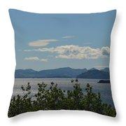 Women's Bay Throw Pillow
