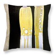 Womens Fashion, 1920s Throw Pillow