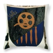 Womens Rights Throw Pillow