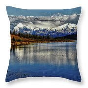 Wonder Lake IIi Throw Pillow