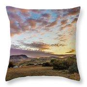 Wonderful Morning Throw Pillow