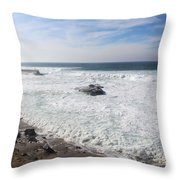 Wonderful Water Throw Pillow