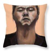 Wong Throw Pillow