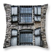 Woodford Reserve Windows Throw Pillow