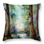 Woodland Creek 1.0 Throw Pillow
