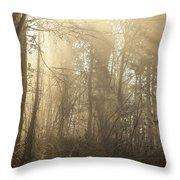 Woodland Glade 2 Throw Pillow