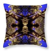 Woodland Montage Throw Pillow