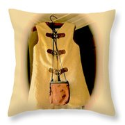 Woodstock Remembered Throw Pillow