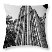 Woolworth  Throw Pillow
